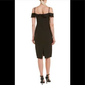 Bardot Dresses - BARDOT-FRILL DRESS